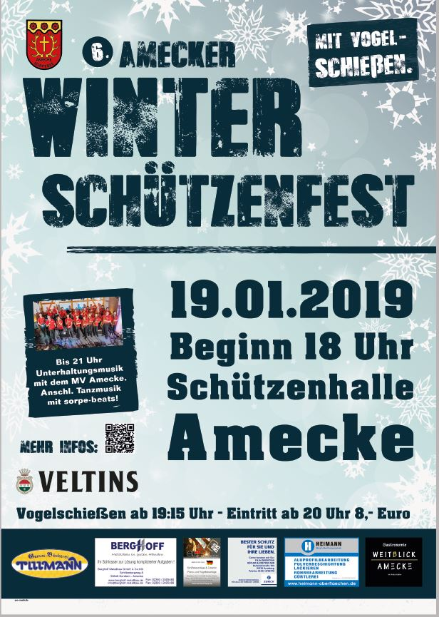Winterschützenfest 2019