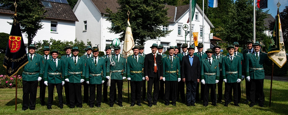 Schützenverein Amecke - Offizielle Webseite vom Schützenverein Amecke